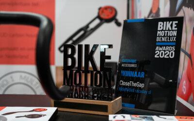 Bike MOTION AWARD win!