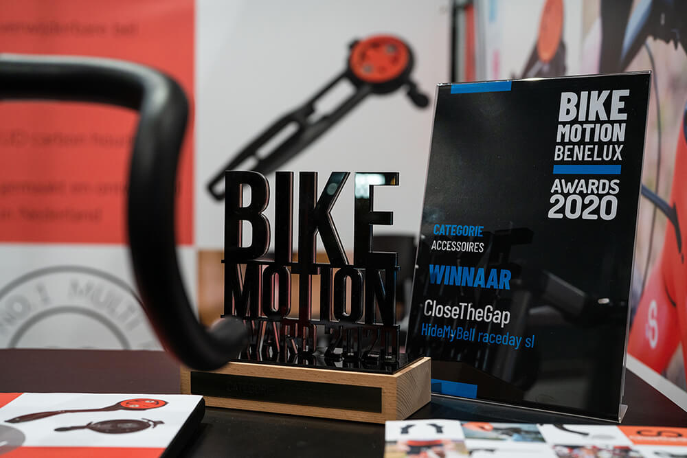 Bike MOTION AWARD win!