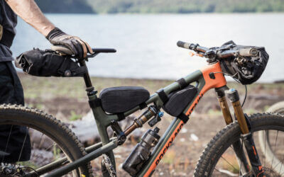Bikepacking? Check out our CloseTheGap product tips!